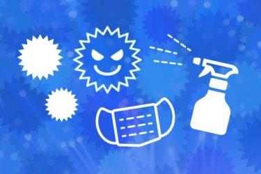 光触媒で菌やウイルスを除菌するプロの除菌対策「ナノソル」