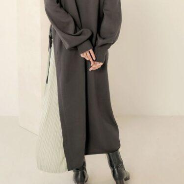 40代50代おすすめのファッションブランド【ブージュルード】マキシ丈ワンピースを口コミ&レビュー